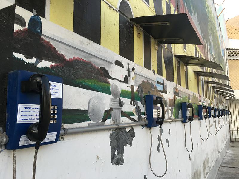 Columbia prison intelligent videophone