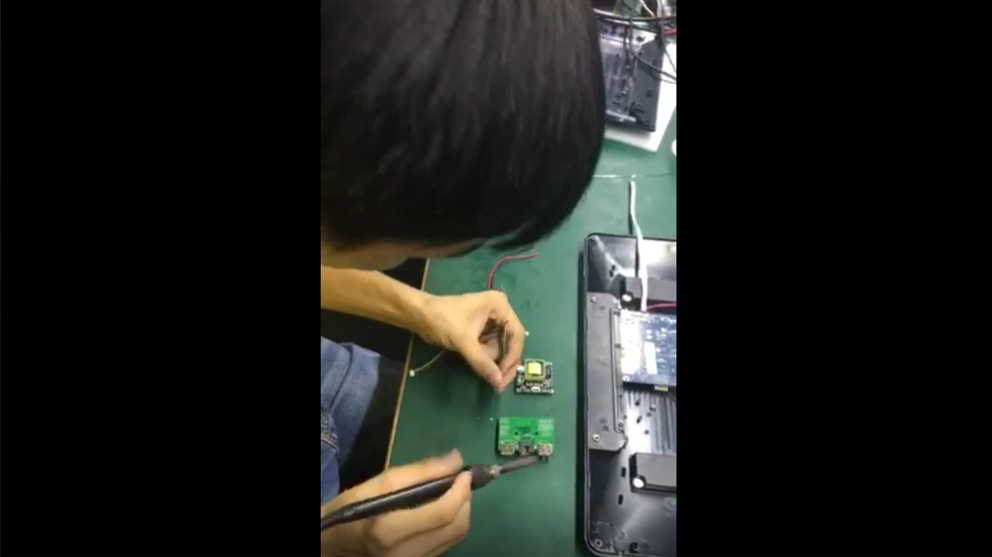 android tablet pc with POE
