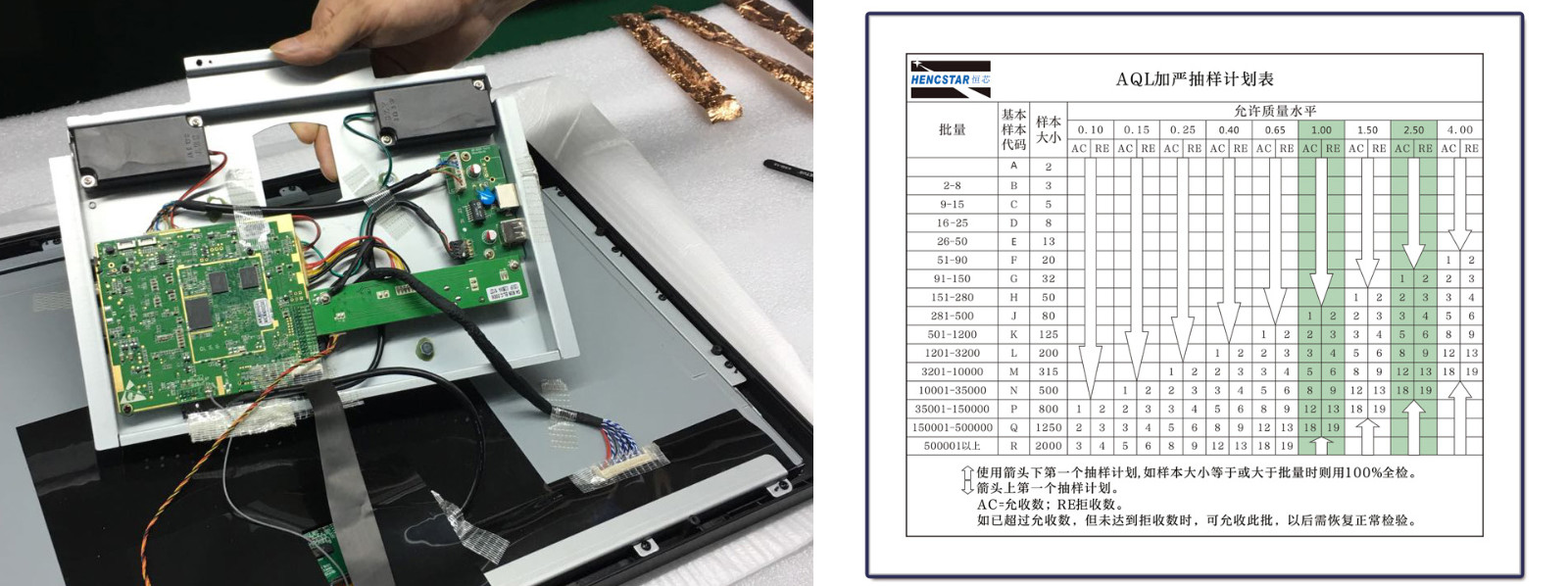 touch panel pc industrial pc Hengstar company