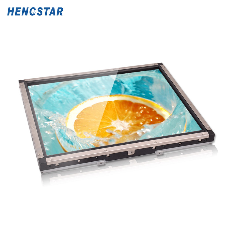 OEM/ODM Resistive Touch Screen Monitor Industrial Open Frame Lcd Monitor