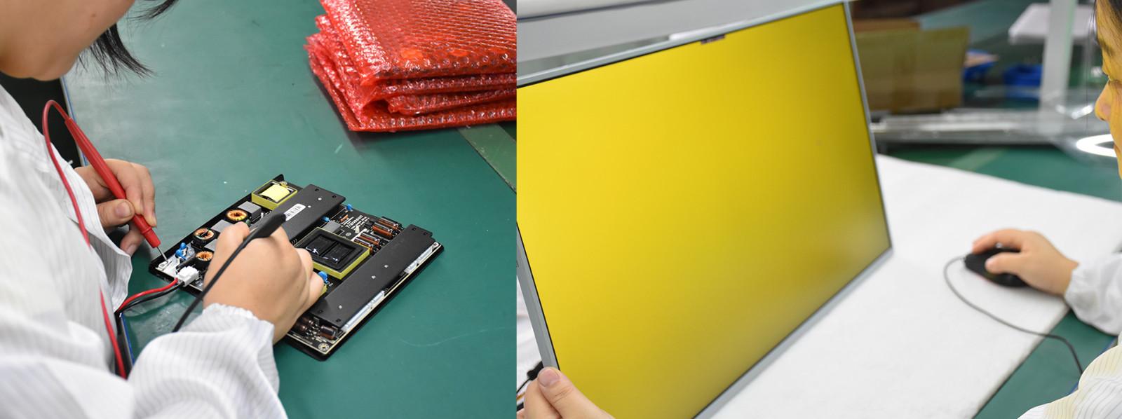 Hengstar Brand open open frame monitor frame factory