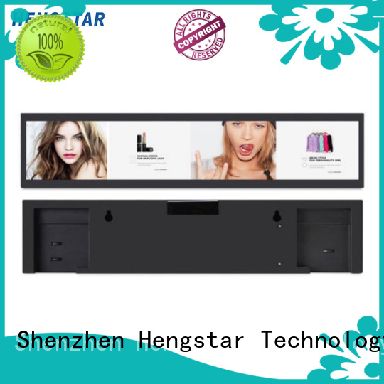 Hengstar Brand screen touch 5wire industrial touch screen display panel