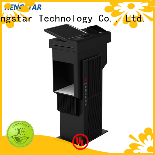 self checkout kiosk card screen self service kiosk Hengstar Brand