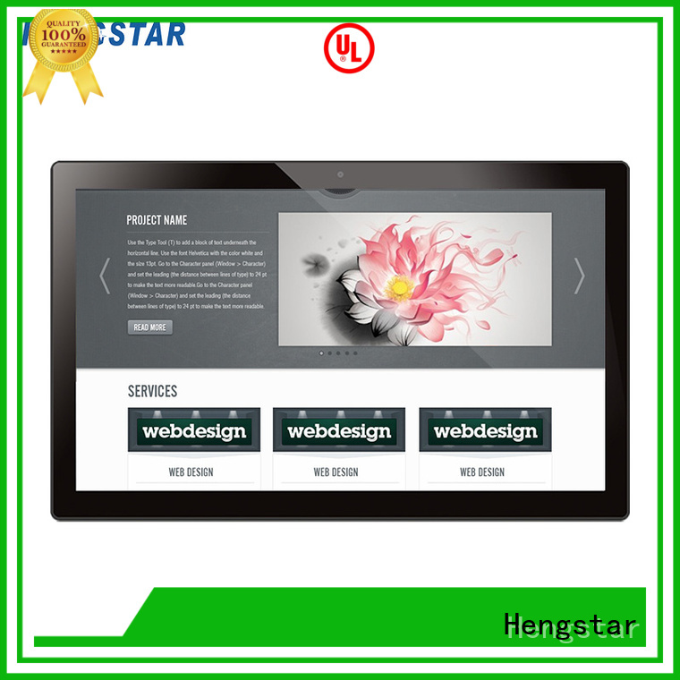 101 tablets for industrial use interactive Hengstar company