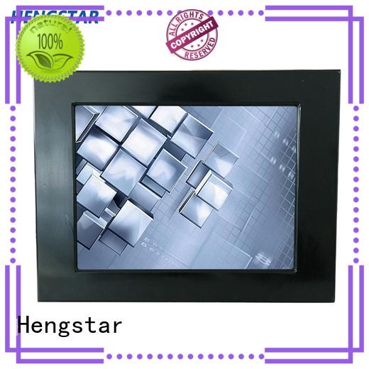 processor intel fanless pc desktop Hengstar