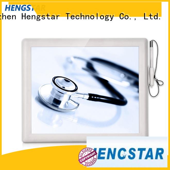 medical grade monitor plastic series medical monitor Hengstar Brand