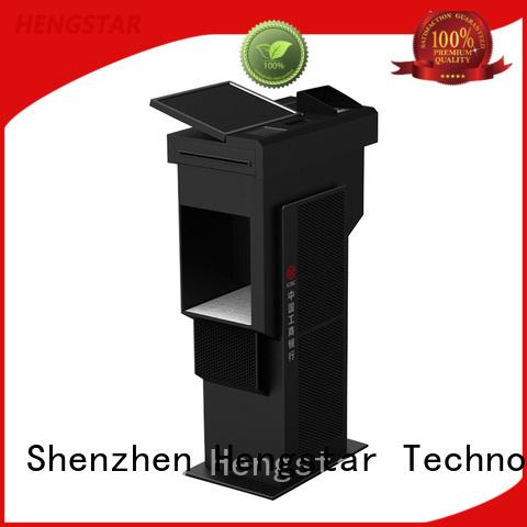 Hengstar Brand thermal kiosk screen self checkout kiosk