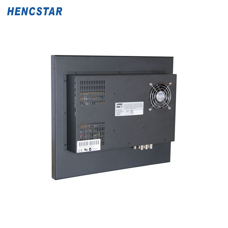 Hengstar -19201200 Professional Cctv Monitor With Vgaavbnchd Input | Monitor