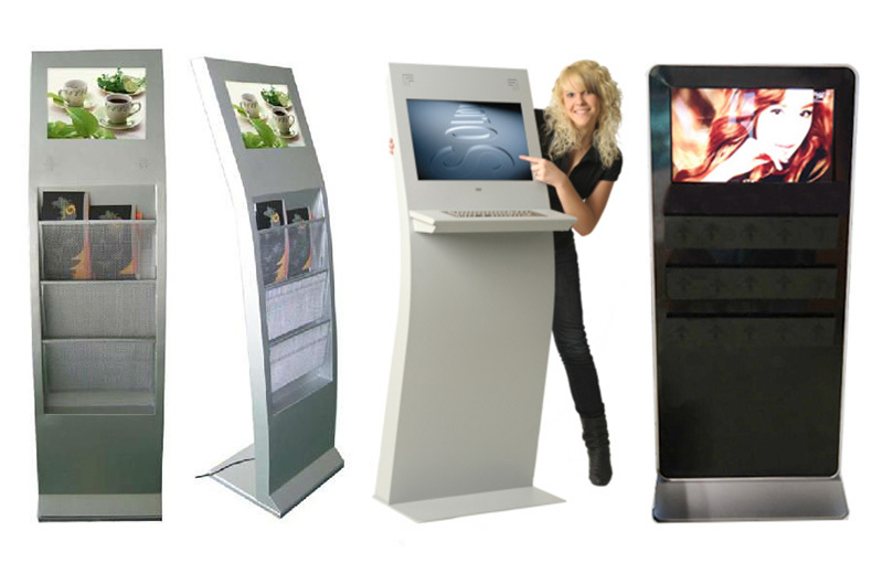 Hot kiosks touch kiosk touchscreen information Hengstar Brand