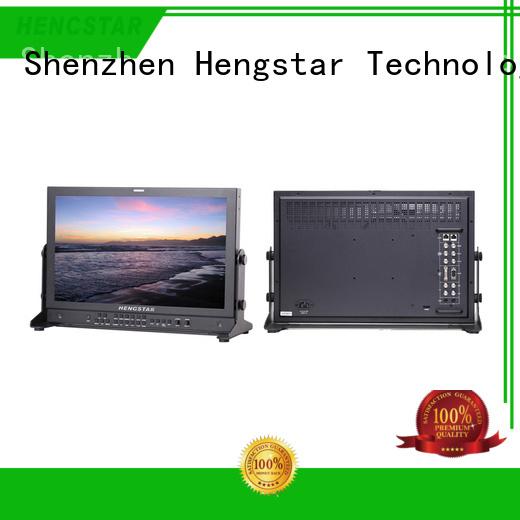 sdibroadcast rackmount Hengstar Brand sdi monitor