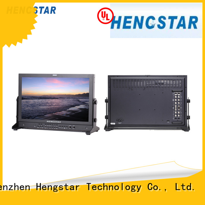 sdibroadcast oem Hengstar Brand broadcast monitor factory