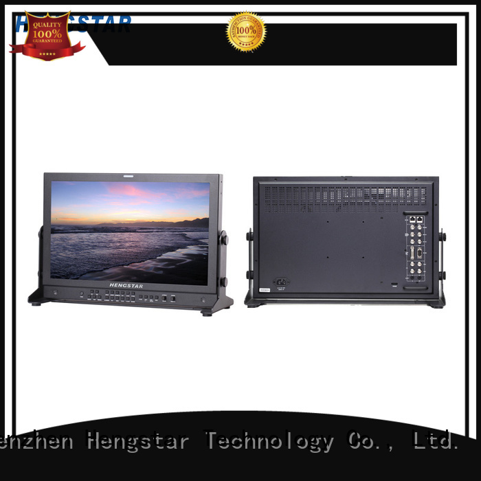 oem monitor sdi monitor sdibroadcast Hengstar Brand company