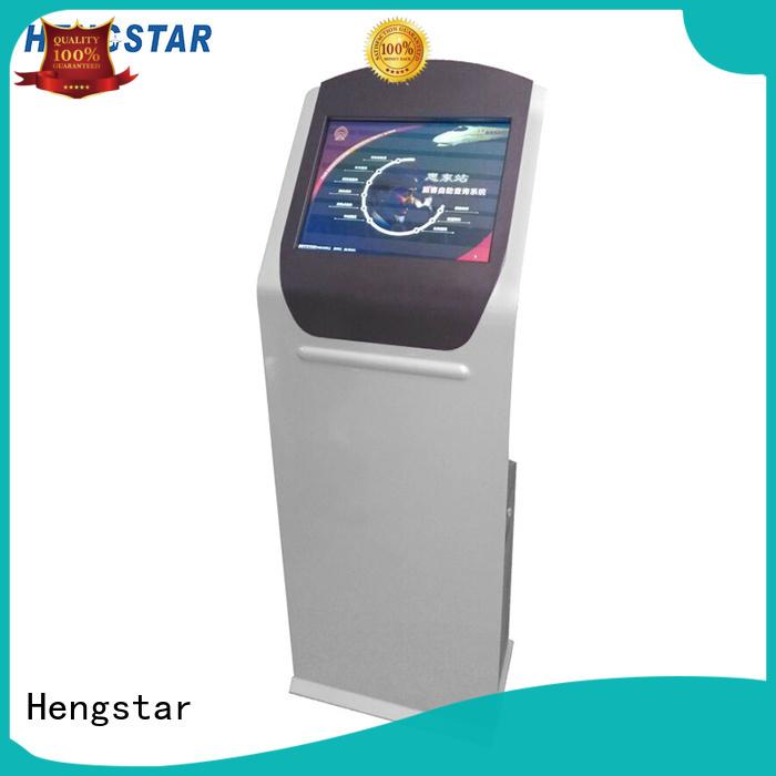 touch screen kiosk inquiry kiosks touchscreen Warranty Hengstar