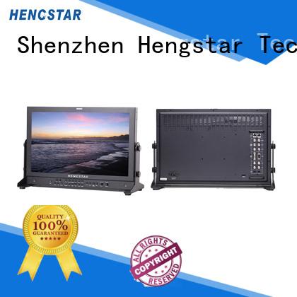 Hengstar Brand monitor sdibroadcast rackmount sdi monitor
