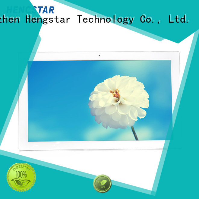 industrial touch screen display pc cpu screen Hengstar Brand company