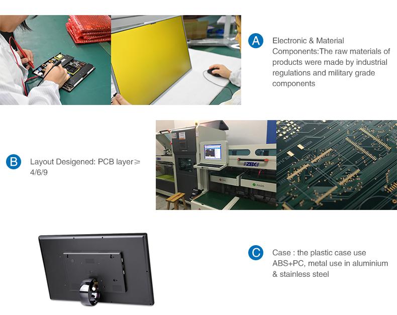Hot ip65 monitor monitor Hengstar Brand