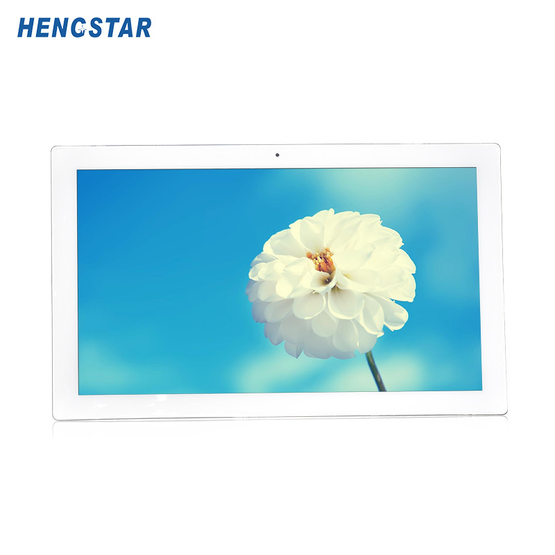 24 inch WIFI RJ45 Wall Mount Touch Screen Android Tablet for Commercial Automation