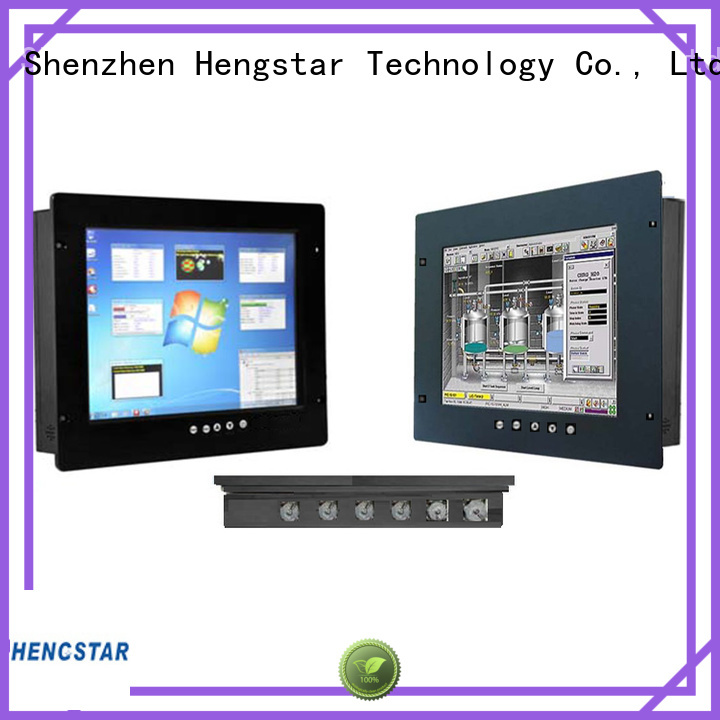 Hengstar Brand bright outdoor custom ip65 touch screen