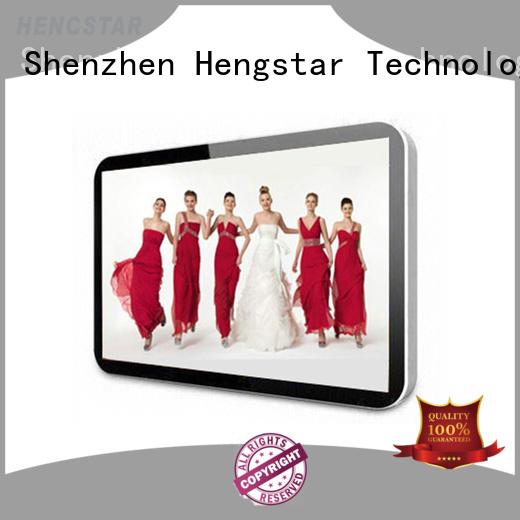 Hengstar Brand 1920x1080 digital signage screens hsds supplier