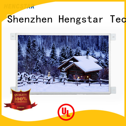 Hengstar Brand sunlight monitor brightness sunlight lcd manufacture