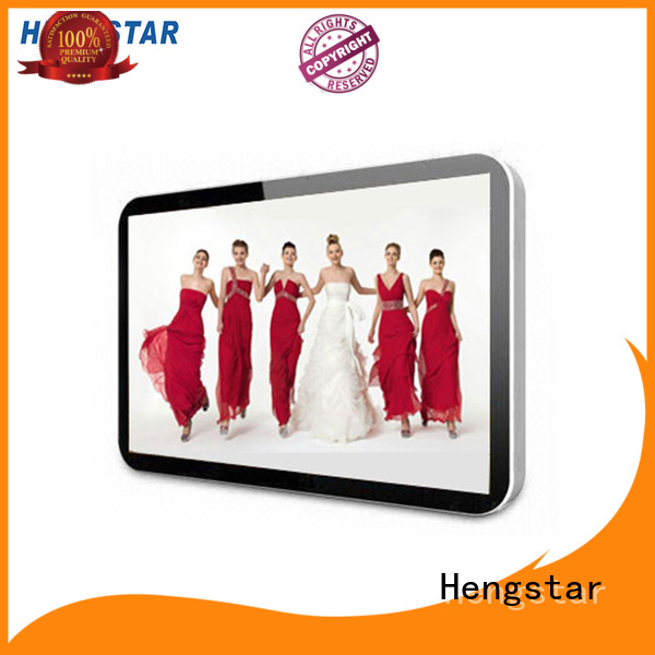 fhd signage interactive signage android Hengstar Brand